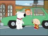 Гриффины. Стьюи и Брайан угоняют машину