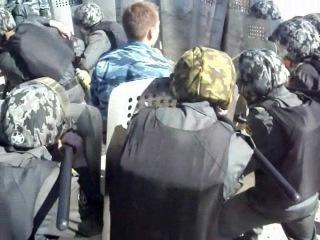 33 ОБрОН ВВ, п. Лебяжье. СПб СВУ МВД России