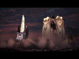 Gekijouban Break Blade: Dai Go Shou - Shisen no Hate / Broken Blade 5: Horizon Between Life and Death / Сломанный меч 5