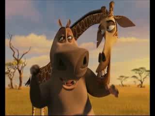Мадагаскар2 (Смех Глории)