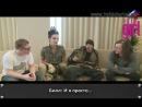 Girl Japan - interview with Tokio Hotel 11.02.11 (with russian subs)