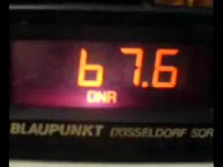 Диапазон 87,5-108,0мГц в Сызрани. лето 2011
