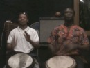 Джага Самба (Сенегал) и Калю Куите (Новая Гвинея)