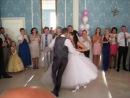 Свадебный танец ! МаришаАнтошка Танец с медленным началом перетекающим в современной танго и заканчивающийся рок н роллом с