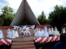 парад невест. Псков 2011