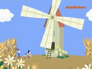 Маленькое королевство Бена и Холли -  Мельница эльфов (The Elf Windmill)