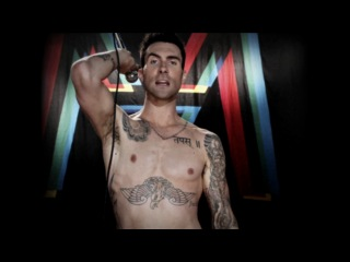 Музыкальный клип Maroon 5 feat. Christina Aguilera - «Moves Like Jagger»