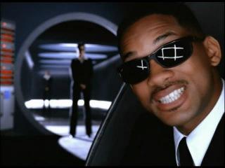 Will Smith - Men In Black (OST Men in Black (Люди в чёрном, 1997))