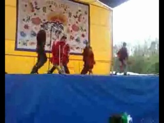 Танец-Fredericus Rex