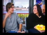 Zac Efron &amp Nikki Blonsky on The Morning Show