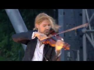 David Garrett (скрипка) и симфонический оркестр -