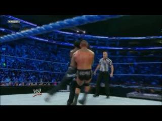 R-Truth vs. Randy Orton