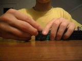 Как сделать LEGO-запускатель для LEGO-бейблэйда...
