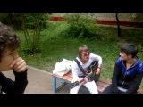 Песня под гитару ярослав скрипка рэп битбокс beatbox Богдан дюрдь гитара фристайл  keks live песни тнт