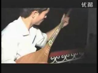 Уйгурский тамбур