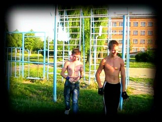 Первый сбор турникменов г.Шепетовки 09.07.2011