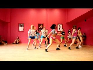 Танцевальная связка Beyonce - Who run the world