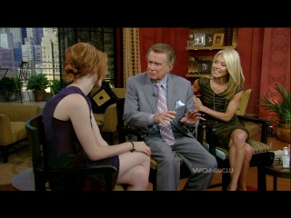 Kristen at Regis & Kelly (29.06.10) HD