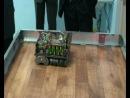 Высокоманевренный мобильный робот Шароход