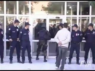 Румынский спецназ снова в действии