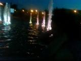 Иваново. Цветной фонтан.