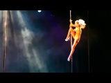 Marion Crampe - Pole art 2010 Pole Dance