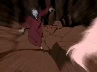 битва сакуры и тиё против сасори