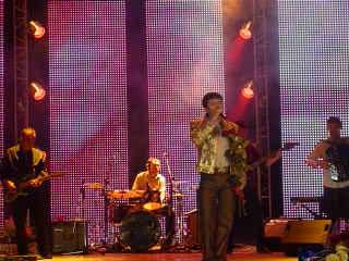 Концерт Айдара Галимова, Песня Кызыл Розалар.