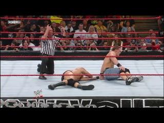 WWE No Way Out 2008   Randy Orton vs. John Cena