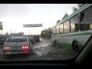 Тула Рязанское шоссе 28.07.2011