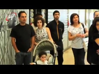 Пасхальный флэшмоб в Бейруте (2011) Jesus is Risen song ترنيمة: المس