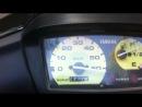 Yamaha super jog zr 90км/ч