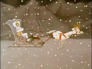 Мультфильм Лев, колдунья и платяной шкаф / The Lion, the Witch & the Wardrobe (1979)