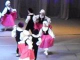 Французский танец -игра. Танец новый, совсем недавно поставлен.