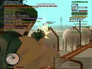 Евент на SAMP сервере Call Of Duty 5 - Resurrection (188.165.206.114:7777)
