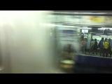 DJ Kefir & Hiro:n at Shinjuku Station