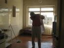 Предварительная уборка процедурного кабинета. МУХ ГКБ № 3, терапия 3