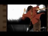 Samurai Champloo. Oasis - Falling Down ( The Prodigy mix )