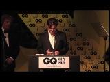Кит Ричардс и Джонни Депп - церемония Лучший мужчина года 2011 от журнала GQ