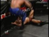 The Rock vs Chris Benoit (Fully Loaded 2000 WWF Championship)