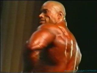 Мистер Олимпия 1998 (часть 1)