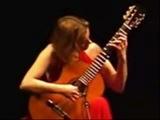 Анна Видович - Престо из Сонаты №1 для скрипки. (И.С. Бах)