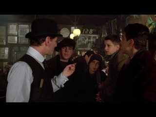 Однажды в Америке / Once Upon a Time in America (1984) Часть I / HD 720