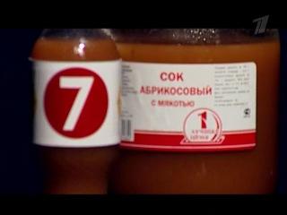 Среда обитания. Сколько сока в соке?