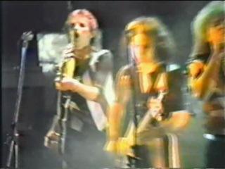 АРИЯ 1986 Тореро(концерт рок-панорама 86 ЦДТ)
