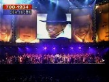 Michael Jackson - You Are Not Alone + салют (MJ & Friends In Seoul 1999)