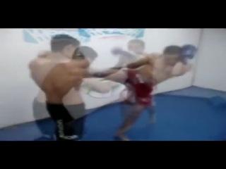 Жозе Альдо(Муай Тай) ломает борцов в ММА