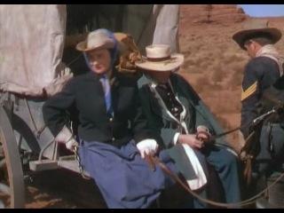 Она носила желтую ленту / She Wore a Yellow Ribbon (1949) 1ч