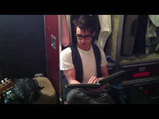 Brendon Urie  - 101 Reasons Why I Love Panic! At The Disco (ND gift scrapbook)