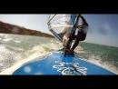 Windsurfing test GoPro